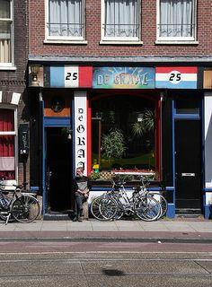 De Graal, Albert Cuypstraat, Amsterdam