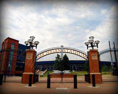 Michigan Stadium University of Michigan Ann by lilacpopphotography, $30.00
