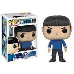 Star Trek Beyond Pop! Vinyl Figure Spock (Duty Uniform)