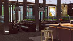 Jenba-sims - Nine East Eatery & Bar restaurant.