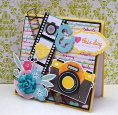 Artfull Crafts - Happy Snaps Collection from Kaisercraft