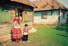 Gypsy houses