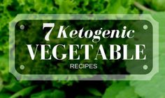 You should always include green cruciferous vegetables in your Ketogenic Diet. Here are a few delicious recipes we've cooked up with some…