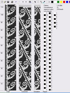Анастасия Макеева — «indian pattern4.png» на Яндекс.Фотках. This would be pretty in other colors as well.
