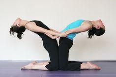 cool poses de yoga en pareja faciles para ninos  aarpauto