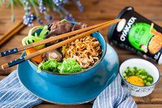 Sukiyaki z klasycznym japońskim makaronem OYAKATA Ethnic Recipes, Food, Meals