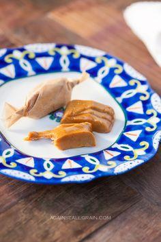 Paleo Caramels / Caramel Chocolates (Rolos)
