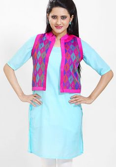 kurtas with jacket for ladies - Google Search