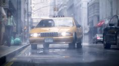 Making of NYC TAXI - Ronen Bekerman's 3d Architectural Visualization Blog