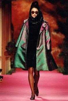 Christian Lacroix Haute Couture Fall-Winter 1991