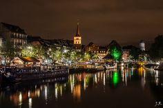 Quai des pêcheurs - #Strasbourg - #Alsace - #France - #JulienRuffPhotos