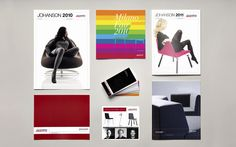 CLIENT: JOHANSON DESIGN  TYPE OF WORK: IDENTITY / OTHER / WEB DESIGN
