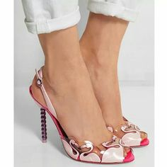 Flamingo sandals. Hot ♨