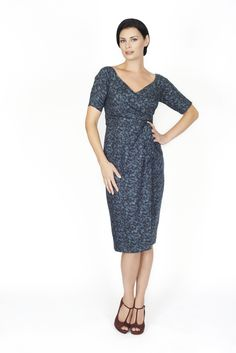 bombshell dress: Katya Wildman. Available from: http://www.sophieandrose.com/bombshell.html