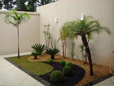 6 Admirable Winter Garden Design To Die For Without Doubt - Home Design Ideas Small Front Yard Landscaping, Modern Landscaping, Backyard Landscaping, Landscaping Design, Pergola Patio, Small Patio, Modern Backyard, Backyard Patio, Small Gardens