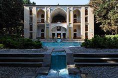 Bagh-e Tarikhi-ye Fin / باغ فین - Kashan / کاشان - Province d'Ispahan / استان اصفهان - Iran / ايران - Carnets de route - Photographie - 00