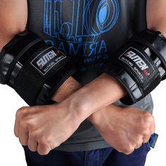 Marca sport legging equipo de Pesas De Muñeca bolsa de Arena de entrenamiento de…