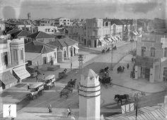 Al-Manshiya neighborhood in Jaffa, Palestine; Palestine Map, Palestine History, Rare Photos, Old Photos, Old Jaffa, Israel Travel, Good Old, Conservation, Istanbul