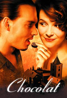 A woman and her daughter open a chocolate shop, shaking up the rigid morality of a small French village.