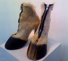 zapatos pata de cabra - Buscar con Google