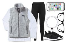 """What I want to wear to school tomorrow ~ Thanks for 300!!!❤️"" by chevron-volleyball ❤ liked on Polyvore featuring Studio, Patagonia, NIKE, Muse and LifeProof"