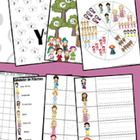 Princess Early Learning Pack (Preschool, Kindergarten, 1st Grade)This Learning Pack was made to go along with a farm theme and has learning activities for children 2-5 years old. 2.50