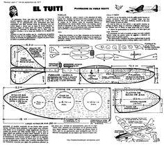 Planitos de Lúpin. Planeador El Tuiti