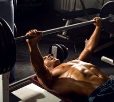BUSTING THROUGH TRAINING PLATEAUS  This article has the aim of giving you some ideas as to how you can smash through any training plateaus you face without making you spend extra time in the gym.