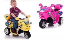 Groupon - Lil' Rider FX Battery-Powered 3-Wheel Bike in [missing {{location}} value]. Groupon deal price: $69.99