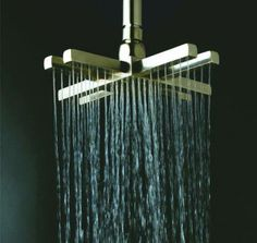 Showers don't have to be boring you know. Take a look at these different and quirky shower heads...