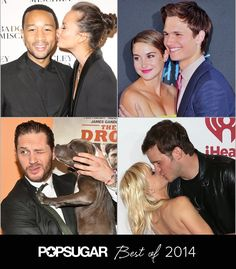 Pin for Later: Best of 2014: les 29 Moments les Plus Mignons du Tapis Rouge