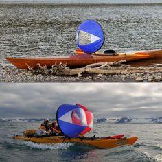 Foldable Kayak Boat Wind Sail Sup Rowing Boats Paddle Board Sailing Canoe Stroke Paddle Wind Clear Window Kayak Wind Sail Paddle Boat, Paddle Boarding, Kayak Rentals, Kayak Boats, Rowing, Canoe, Surfboard, Kayaking, Sailing