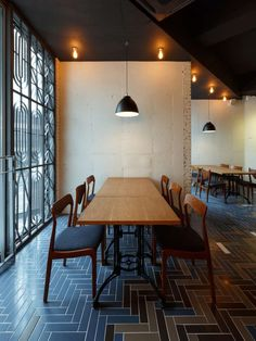 IL BIANCO Caf Restaurant By Betwin Space Design Yongin City South Korea
