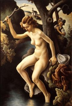 Thomas Hart (1938) Μουσείο Καλών Τεχνών Σαν Φρανσίσκο