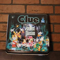 Manifesting the Magic: Art's Archives: Haunted Mansion Clue