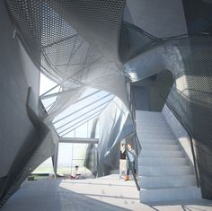 Curtain House by Oyler Wu Collaborative for IMAESTRI
