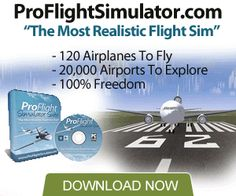 Pro Flight Simulator is one of the most realistic flying games on the market. If you ever wished to pilot a plane by yourself, but lacked the skills or the money, this simulator might be everything you wished for.