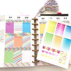 Un preferito personale dal mio negozio Etsy https://www.etsy.com/it/listing/399895509/printables-for-happy-planner-erin