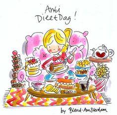 Anti-Dieetdag - Blond Amsterdam