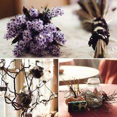 earthy wedding ideas