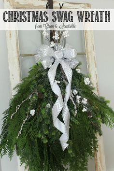 Rustic DIY Christmas