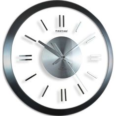 Umbra Elapse Wall Clock High Gloss Black Pinterest