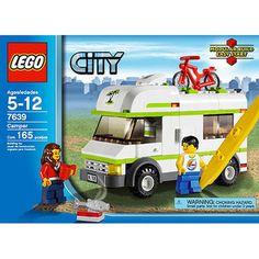 lego city camper