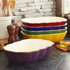italian ceramic bakers
