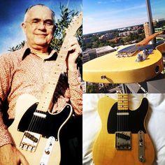 Happy Birthday to the great Leo Fender