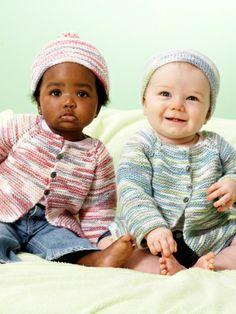Top Down Cuties | Yarn | Free Knitting Patterns | Crochet Patterns | Yarnspirations