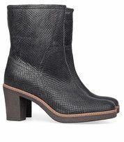 Blauwe/Grijze Via Vai boots 121403 enkelaarsjes #laarzen