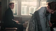 Take a look at an exclusive deleted scene from Episode 1 of Grantchester.