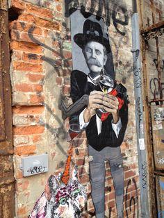 Street art, Williamsburg, NY