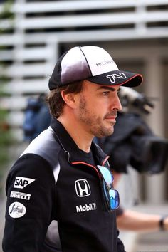 Fernando Alonso Bahrain GP #2016